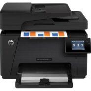 پرینتر چندکاره لیزری رنگی HP MFP M177fw