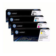 کارتریج اچ پی ست کامل چهار رنگ HP 201A غیر اورجینال