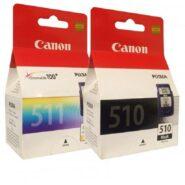 کارتریج جوهرافشان کانن Canon PG-510 CL-511