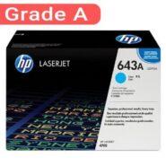 کارتریج رنگی اچ پی رنگ آبی HP 643A